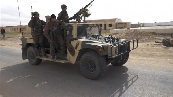 'الدفاع العراقية' تنفي انتشار قوات أميركية بالموصل