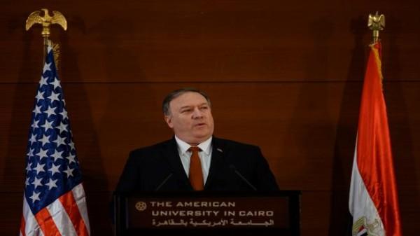 خطاب بومبيو في القاهرة: تخبّط الاستراتيجية الأميركية