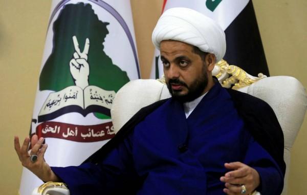 غسيل الميليشيات الشيعية يُنشر في سجال بين الحكيم والخزعلي