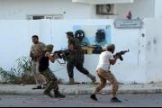 توتر أمني جنوب شرقي العاصمة طرابلس