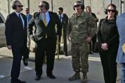 بومبيو يحذّر بغداد من خطورة أي تشريع برلماني يمس القوات الأميركية