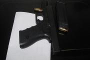 طفل يصل المدرسة حاملا مسدسا محشوا بالرصاص
