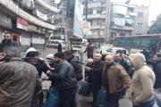 ..وصاح العنصر في الأمن العسكري: عاشت سوريا ويسقط الأسد!
