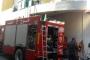 انقاذ طفل ووالده من حريق شقة في الباشورة ...