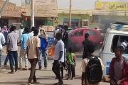 بالفيديو ... أمن السودان يفرق تظاهرة قبل وصولها للقصر الجمهوري
