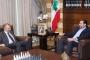 الرئيس الحريري التقى باسيل في بيت الوسط