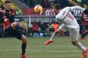 ميلانو يعود للمركز الرابع في الدوري الإيطالي بفوزه على جنوى