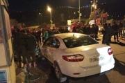 استشهاد فلسطيني بزعم محاولته طعن جندي إسرائيلي قرب حاجز حوارة جنوب نابلس