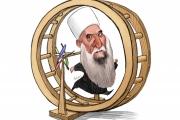 نصرالدين الغريب شيخ في قفص حزب الله بمهمة شق وحدة الدروز