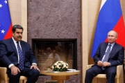 خيارات روسية محدودة لدعم مادورو... ولا سيناريو سورياً