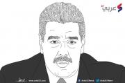 مادورو بمواجهة انقلاب 'فتى يتسلى بالسياسة' (بورتريه)