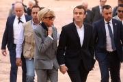 ماكرون من القاهرة: حقوق الإنسان في مصر أسوأ من عهد مبارك