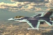 سلاح الجو الأميركي يطلي مقاتلات 'إف 16' بألوان 'السوخوي'