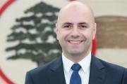 غسان حاصباني نائب رئيس مجلس الوزراء... تعرفوا اليه