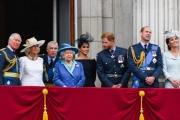 العائلة المالكة البريطانية تطلق ألقاباً غريبة على أفرادها