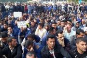 من عمال إيران البالغ عدهم 14 مليونا تحت خط الفقر 70 بالمئة