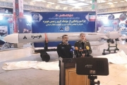 إيران تكشف عن صاروخ كروز طويل المدى في ذكرى الثورة