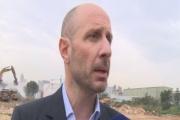 وزير البيئة متفقدا مطمر برج حمود: الرائحة الكريهة هي جزء من الحل