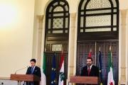 إيطاليا تعرض الوساطة لتخفيف التوتر بين لبنان وإسرائيل
