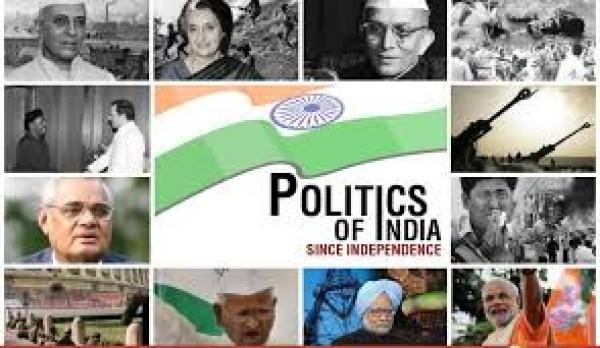 الهند ستنهض أيا كانت سياستها