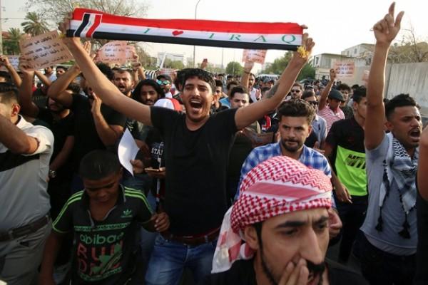 تأثير الميليشيات على الاحتجاجات في البصرة