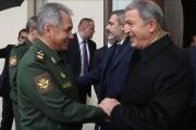 وزير الدفاع الروسي يزور تركيا اليوم
