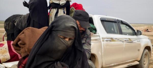 آخر الكنديات في دولة «داعش» المنهارة.. كيف انتهى الحال بهؤلاء النساء في سوريا؟