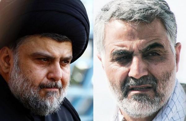 سياسي عراقي: هذا ما أثبته لقاء الصدر وسليماني في بيروت
