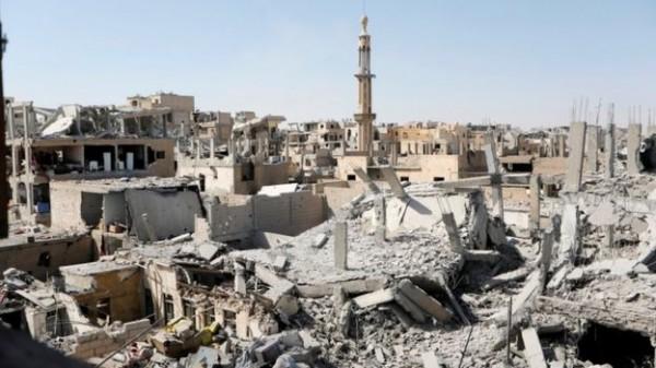 الرقة بعد 'داعش'.. مدينة ترزح فوق جثث أهلها