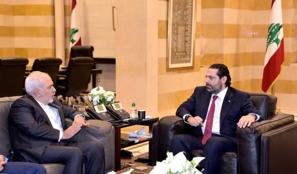 الحريري استقبل بطيش وخير الله وكرينبول وعرض مع ظريف الأوضاع