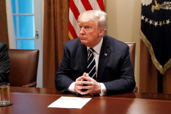 ترامب يعترض على محاولات الكونغرس لوقف الدعم للسعودية باليمن