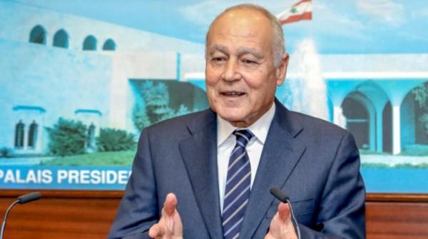 أبو الغيط أكد دعم تطبيق 'سيدر': لا توافق عربي على عودة سوريا