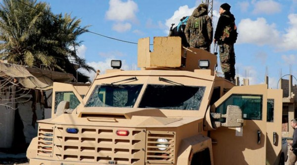 «حرب شوارع» في بلدة الباغوز بين «قوات سوريا الديمقراطية» و«داعش»