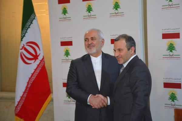 عون يطلب دعم إيران لإعادة النازحين السوريين و باسيل: نقبل أي مساعدة غير مشروطة