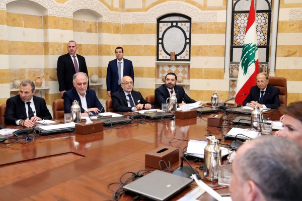 «حكومة العمل» ليست حكومة «حزب الله»