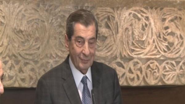 الفرزلي: علينا أن ننظر بإيجابية الى عروض خارجية قدمتها أطراف متعددة لدعم لبنان