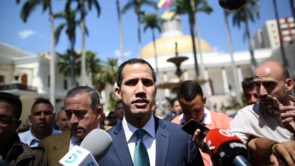 تظاهرة جديدة بدعوة من المعارضة للمطالبة بدخول المساعدة الى فنزويلا