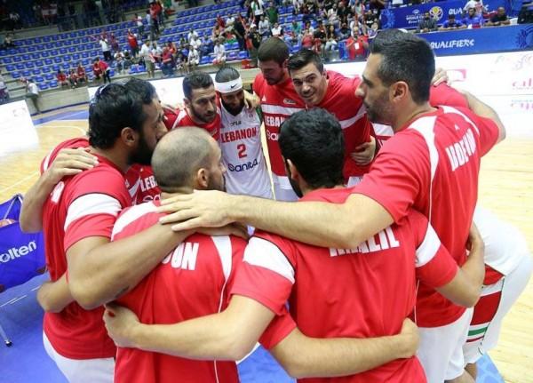 سلة لبنان لمشاركة رابعة في المونديال