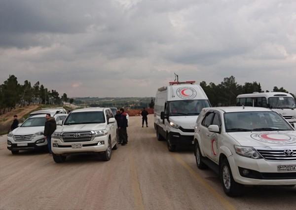 النظام السوري يفرج عن 20 معتقلًا بصفقة تبادل مع المعارضة بريف حلب