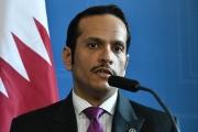 وزير خارجية قطر: ليس لدينا مانع لبذل أي جهد لحل الأزمة الخليجية