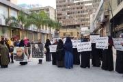 مسيرة لأهالي الموقوفين في ملف احداث عبرا للمطالبة باقرار العفو العام