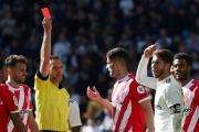 ريال مدريد يسقط على ملعبه.. وراموس يثير الجدل من جديد