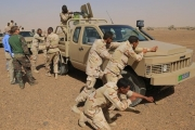 33 دولة تشارك بمناورات عسكرية في موريتانيا