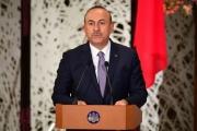 وزير خارجية تركيا يهدد بشن عمليات شرق الفرات ضد الإرهابيين