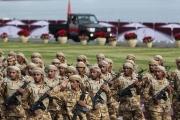قطر تعلن المشاركة في تمرين 'درع الجزيرة' بالسعودية