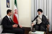 البايس: ما فحوى زيارة الأسد الأولى لإيران منذ بداية الحرب؟