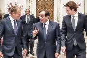 نيويورك تايمز: لا مكان لحقوق الإنسان في مصالح قادة أوروبا مع للسيسي