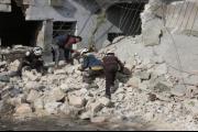 النظام السوري يضغط عبر المدنيين لإسقاط اتفاق سوتشي
