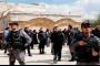الاحتلال يستنفر قواته في القدس ويواصل محاولات إغلاق مصلى باب الرحمة