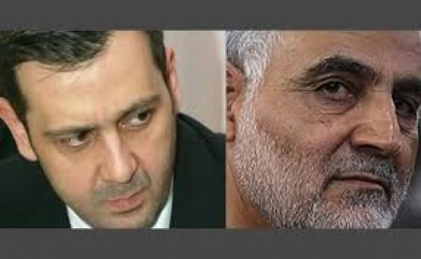 صراع روسي ـ إيراني داخل عائلة الأسد